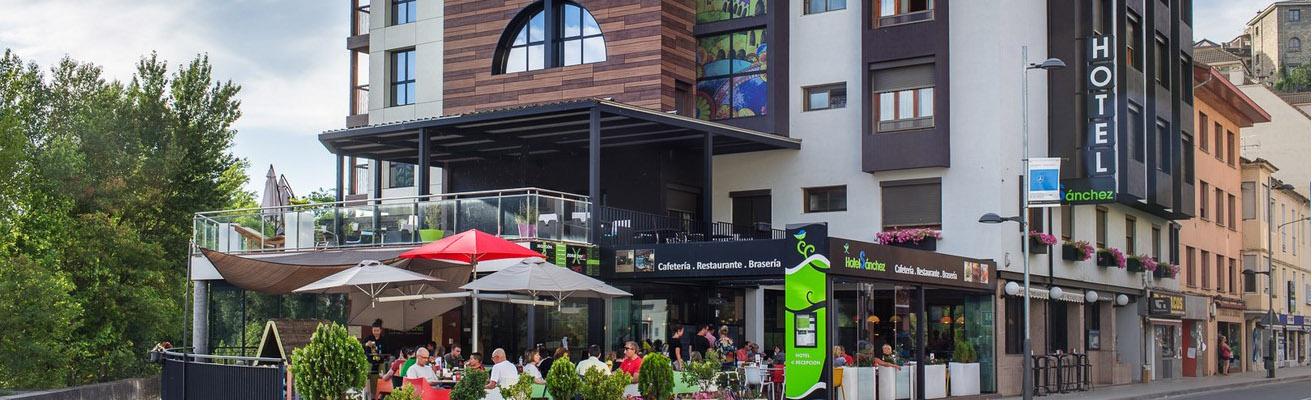 Alojamientos Pirineos Hotel Sanchez