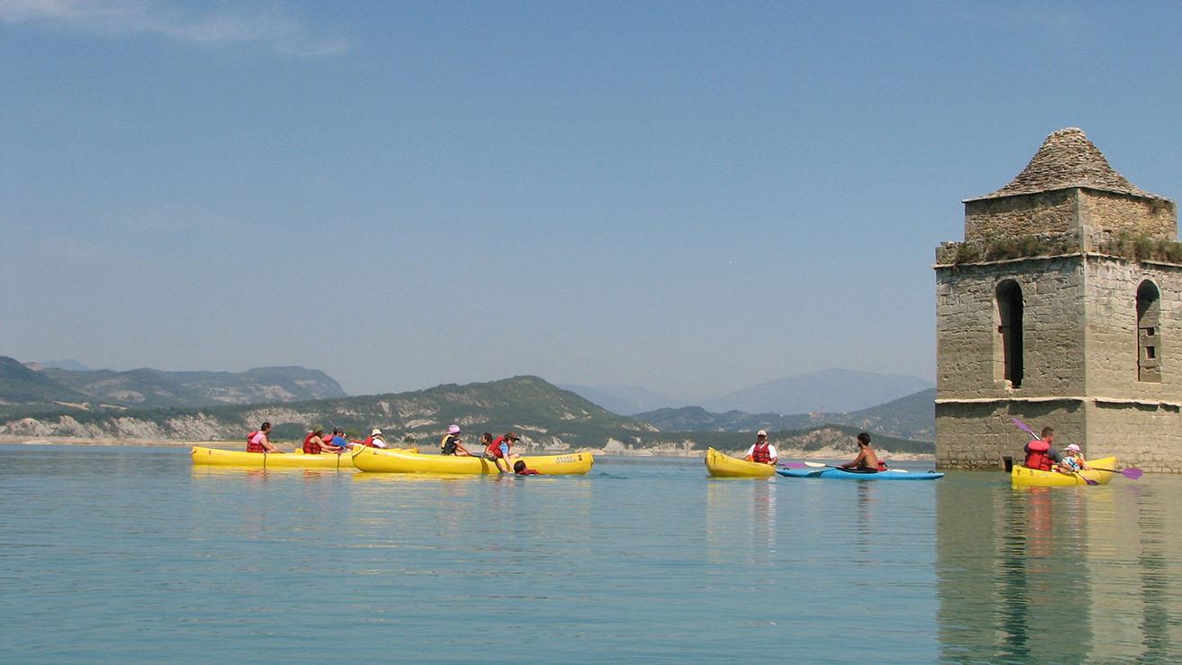 Canoa Kayak Pirineo Aragones