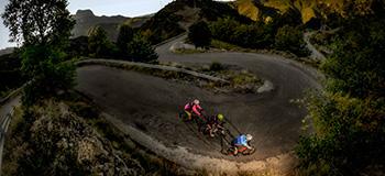 Ciclismo Pirineos Ainsa Road