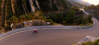 Ciclismo Pirineos Huesca Road