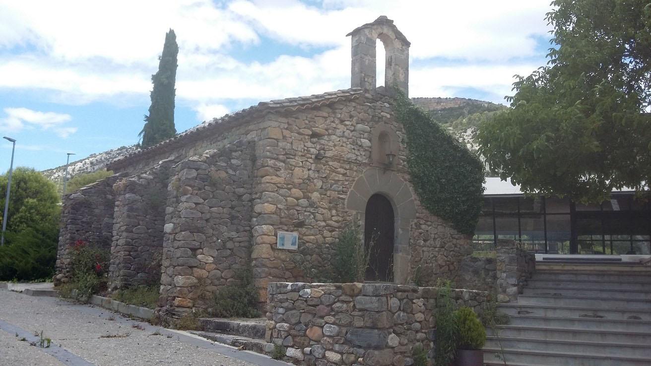 Ermita del Pilar -Ligüerre de Cinca