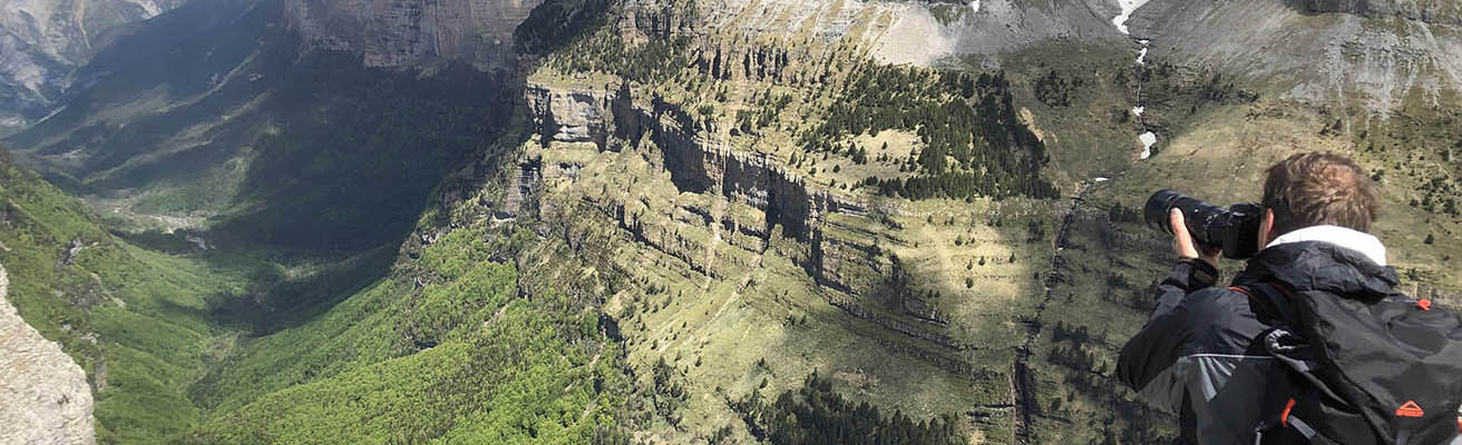Geologia Pirineos Huesca Ainsa