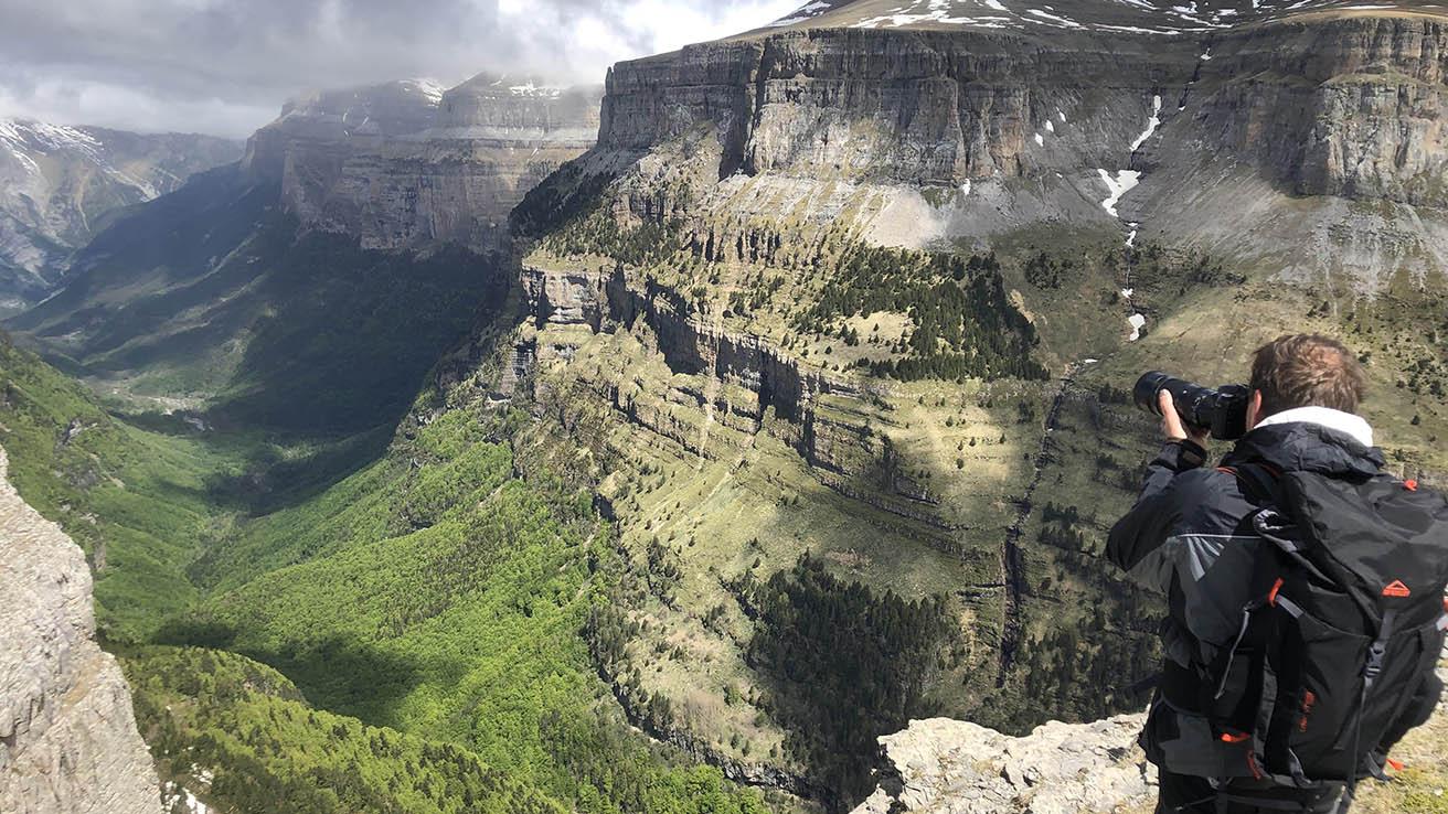 Geologia Pirineos Ordesa
