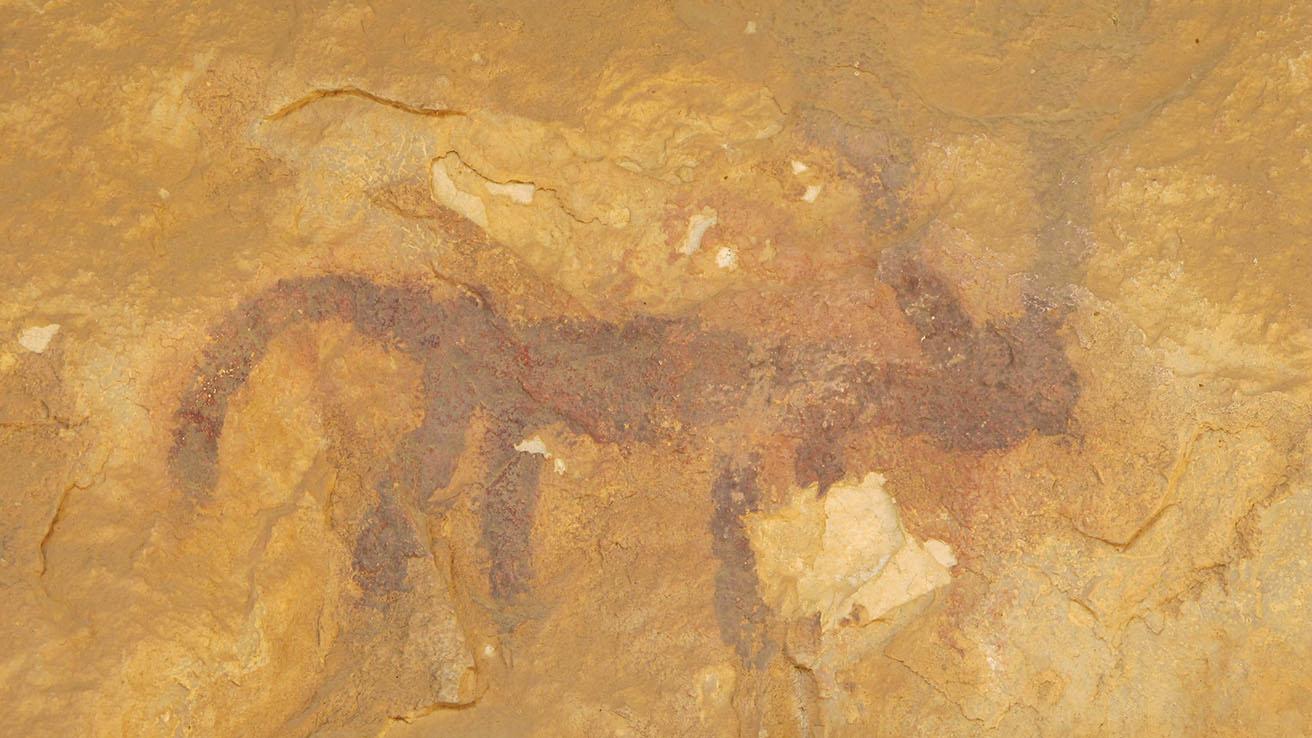 Geologia Pirineos Pintura Preshistorica Vero
