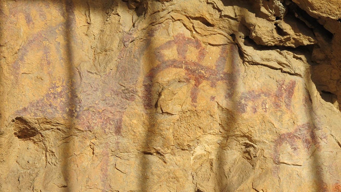 Geologia Pirineos Pinturas Preshistoricas