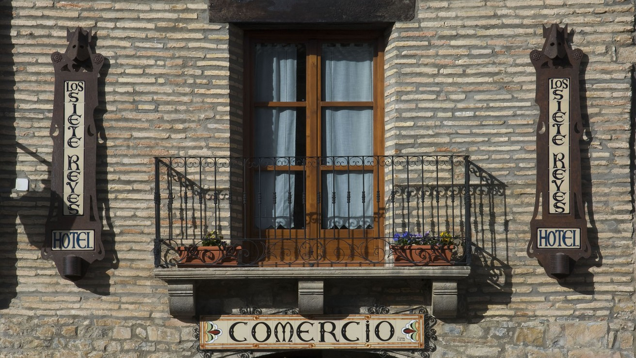 HOTEL SIETE REYES Aínsa - Pirineo Aragonés
