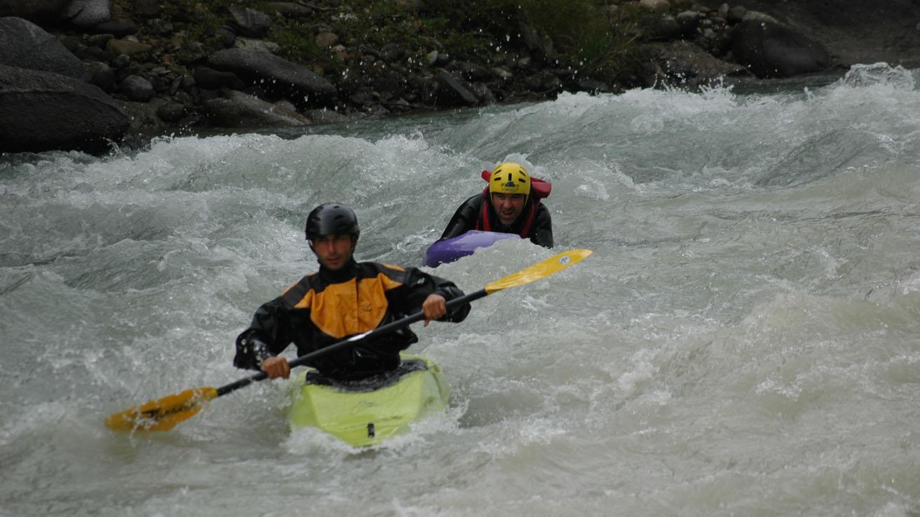 Hidrospeed Pirineos Rio Esera