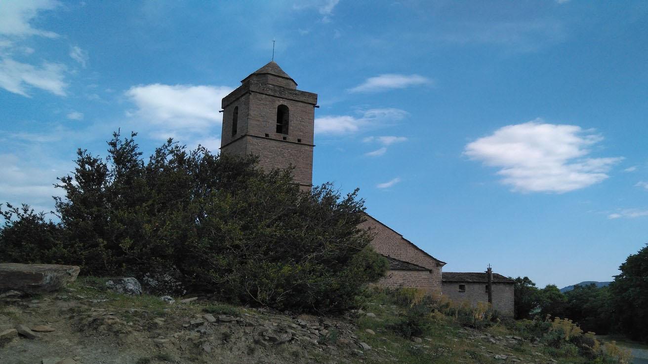 Iglesia de Guaso