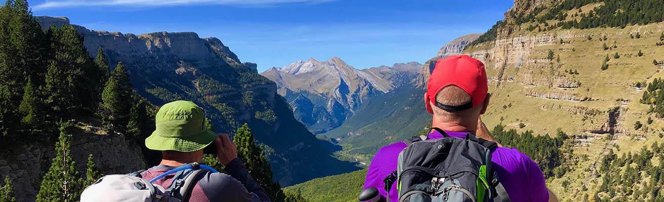 Naturaleza Pirineos Huesca Ainsa