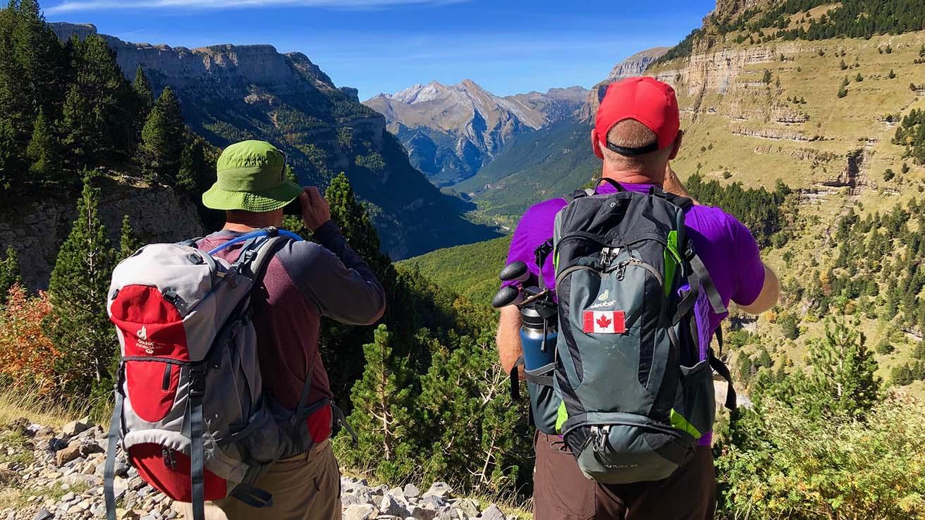 Naturaleza Pirineos Senda de los Cazadores