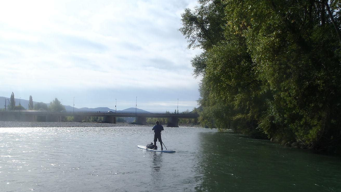 Paddle Pirineos Rio Cinca Sobrarbe