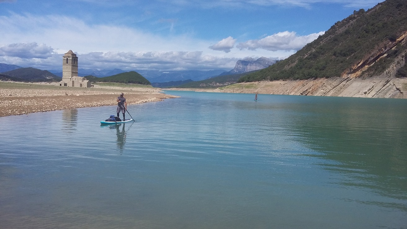 Paddle en Mediano