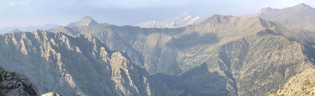 Senderismo Pirineos Huesca Ainsa