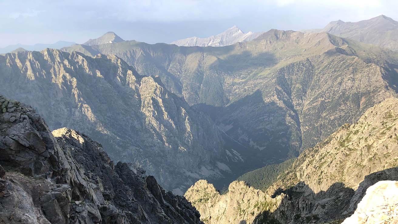 Senderismo Pirineos Huesca