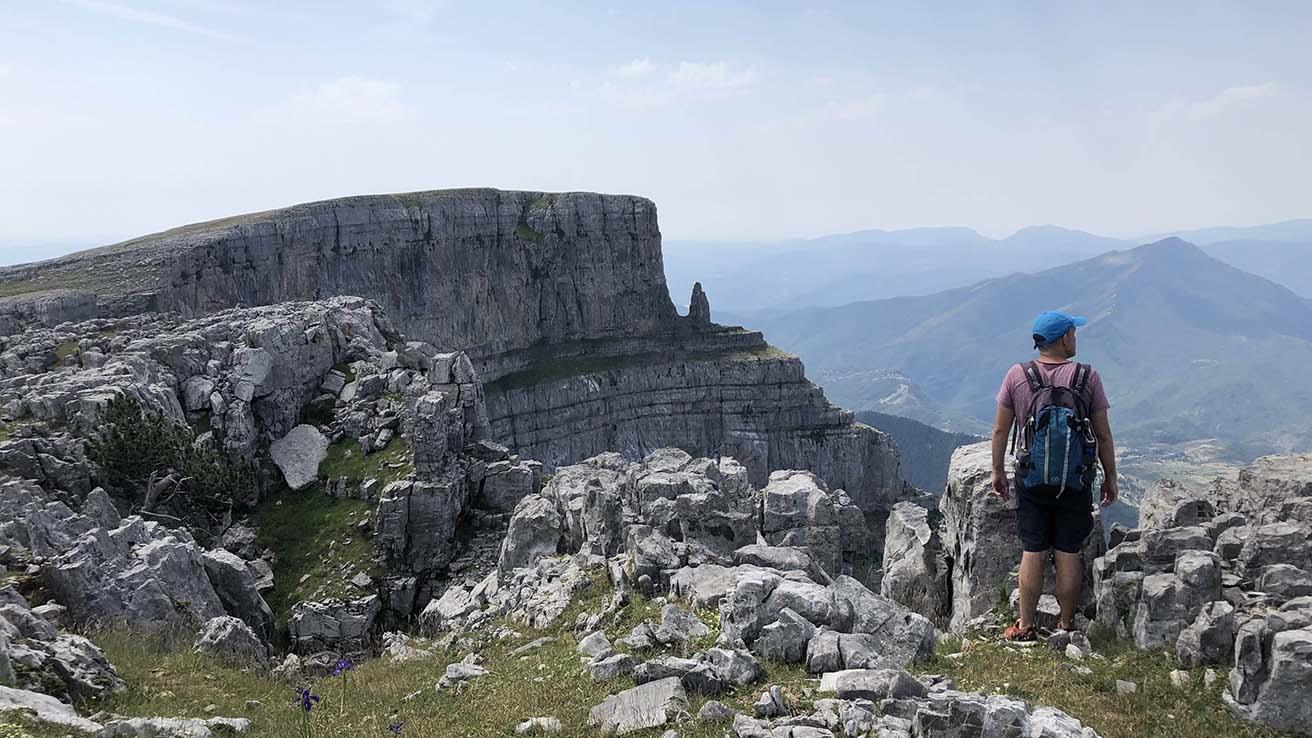 Senderismo Pirineos Sestrales Pirineo Aragones