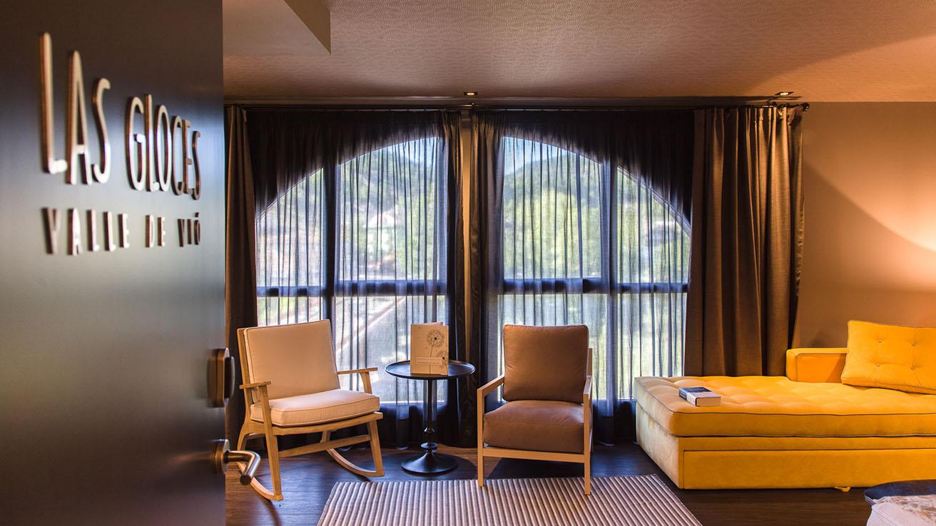 Suite Alojamientos Sanchez Las Gloces Pirineos