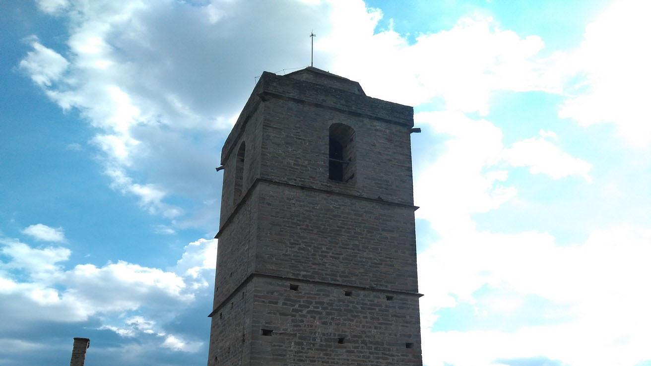 Torre de Guaso - Aínsa Sobrarbe cortada