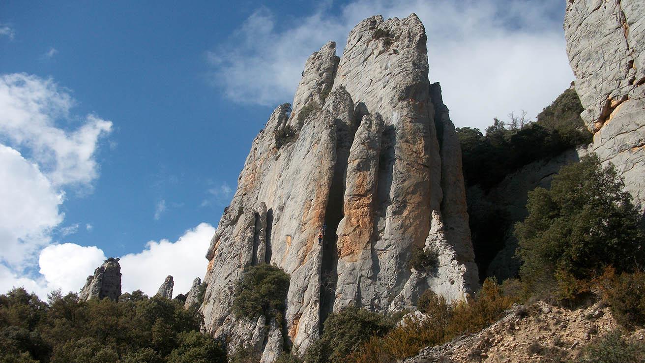 Via Ferrata Pirineo Aragones Foradada