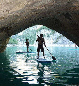 paddle pirineos