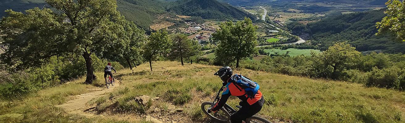 pirineos bicicleta