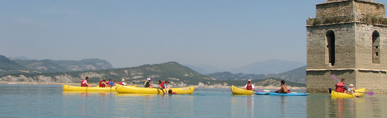 pirineos kayak