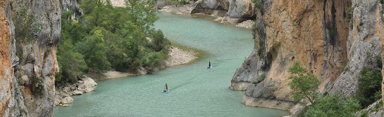pirineos paddle