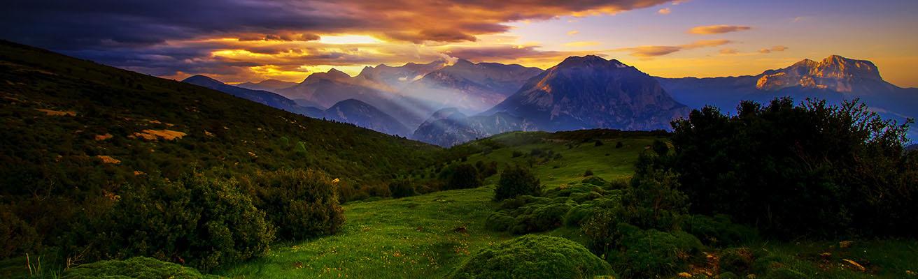 pirineos paisaje