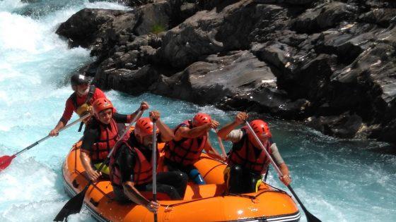 rafting Ara-Torla