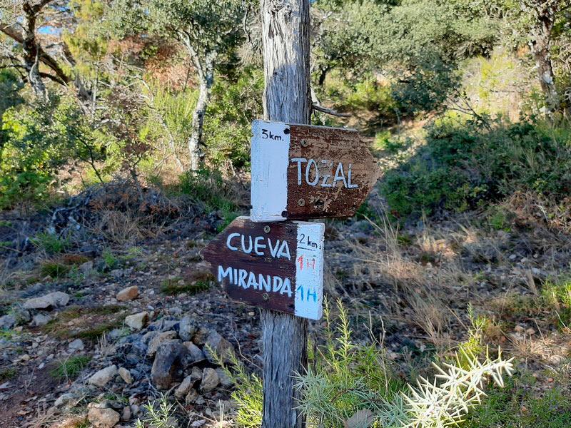Cruce Cueva Miranda